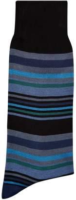 Paul Smith Tonal Selki Stripe Socks