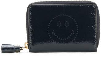 Anya Hindmarch compact Smiley wallet