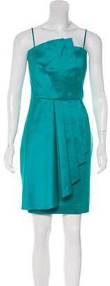 Calvin Klein Strapless Mini Dress