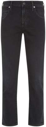 Citizens of Humanity Elsa Mid Rise Cropped Jeans