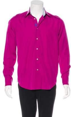 Robert Graham Woven Dress Shirt