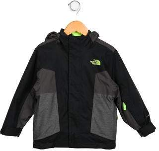 The North Face Boys' DryVent Hooded Jacket