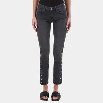 Iro . Jeans Iro Jeans Biba Jean in Worn-Out Wash