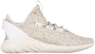 adidas Tubular Doom Sock Clear Brown/Chalk White