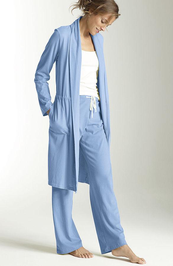 J. Jill J.Jill Sleep drawstring robe