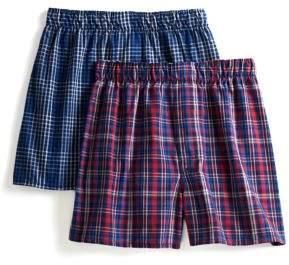 Capelli New York Boy's Boxer Shorts 2-Pack Underwear Set
