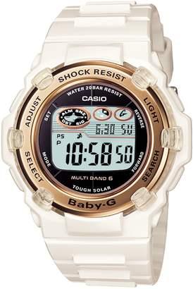 Baby-G Reef Tough Solar Radio Controlled Watch MULTIBAND 6 BGR-3003-7AJF Women's Watch Japan import