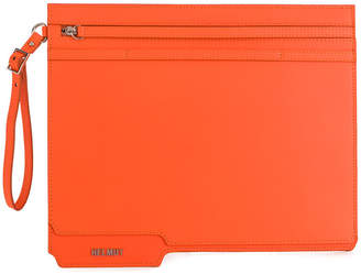 Helmut Lang clutch bag