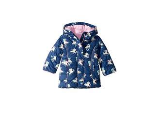 Hatley Skater Girl Puffer Coat (Toddler/Little Kids/Big Kids)