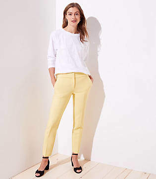 LOFT Petite Slim Pencil Pants in Marisa Fit