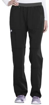 Scrubstar Premium Collection Women's Stretch Rayon Scub Pant with Mesh Waistband