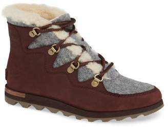 Sorel Sneakchic Alpine Holiday Waterproof Bootie (Women)