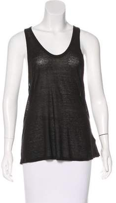 Alexander Wang Textured Sleeveless Top