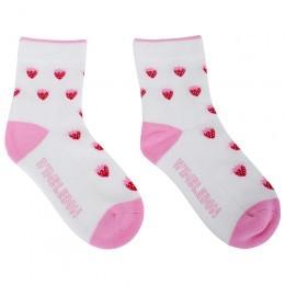 Wimbledon Strawberry Socks