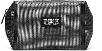 PINK Mesh Tech Pouch