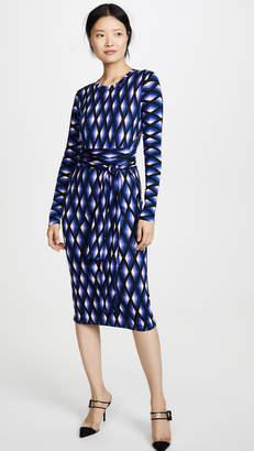 Diane von Furstenberg Gabel Dress