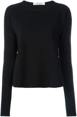 Schumacher Dorothee sash detail sweater