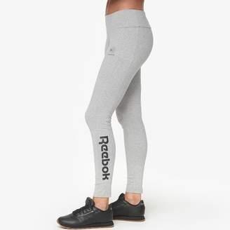 Reebok Logo Leggings - Women's