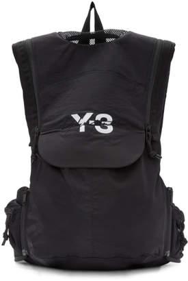 Y-3 Y 3 Black Running Backpack