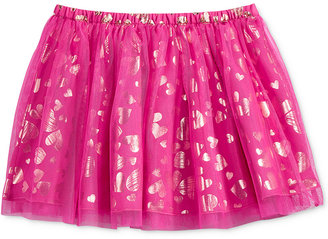 Epic Threads Mix and Match Metallic Heart Skirt, Toddler & Little Girls (2T-6X), Only at Macy's $16 thestylecure.com