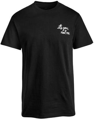 American Rag Men's It's You Not Me T-Shirt, Created for Macy's