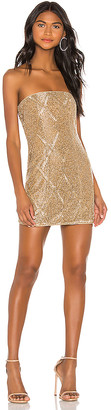 NBD X by Jean Embellished Mini Dress