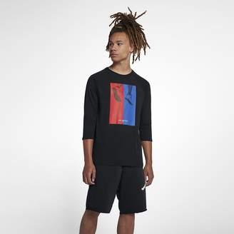 Jordan Sportswear AJ 10 CNXN Men's 3/4 Sleeve T-Shirt
