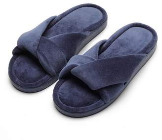 627d2b4a46e259 INFLATION Lady Home Memory foma Slippers SPA Non-Slip Soft Bottom Indoor Outdoor  flip