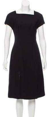 Jason Wu Sleeveless Lace Midi Dress w/ Tags