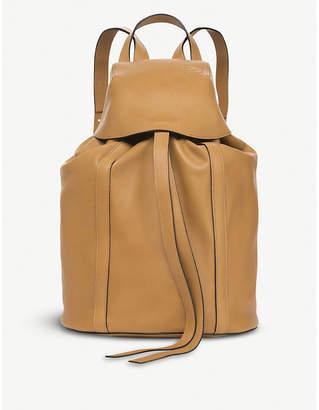 Loewe Small leather backpack