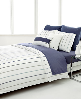 Lacoste Tucana King Duvet Cover Set