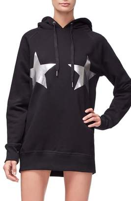 Good American Goodies Stars & Stripes Hoodie