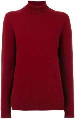 Jil Sander roll neck sweater
