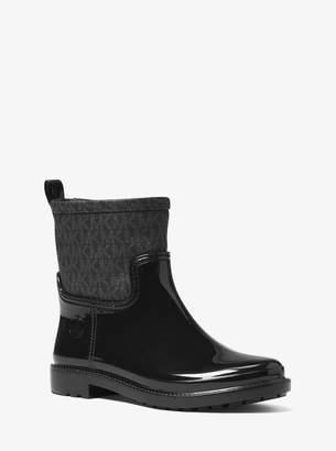 MICHAEL Michael Kors Blakely Logo Rain Boot