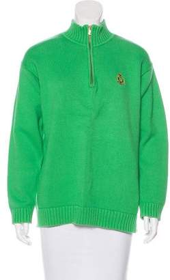 Lauren Ralph Lauren Knit Long Sleeve Sweater