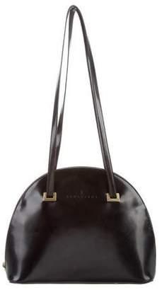 Trussardi Leather Shoulder Bag