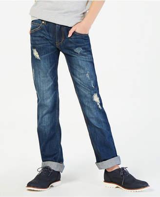 Tommy Hilfiger Regular-Fit Niagara Stretch Jeans, Big Boys