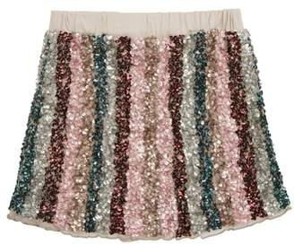 Peek Ella Sequin Skirt