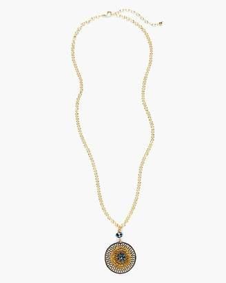 Chico's Contessa Pendant Necklace