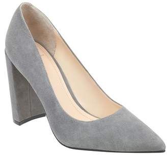 Marc Fisher Elia Suede Pump