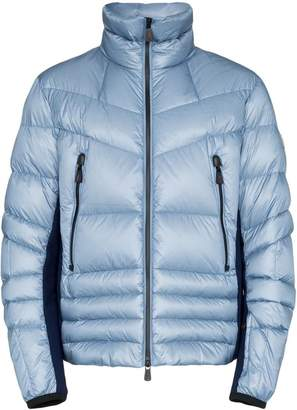 Moncler Reversible feather down jacket