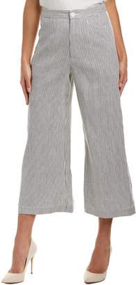 Nanette Lepore Linen-Blend Pant