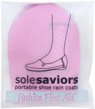Fashion First Aid Sole Saviors: Portable Shoe Rain Coats
