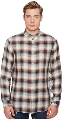 DSQUARED2 Linen Check Shirt Men's Clothing