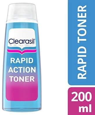 Clearasil Ultra Rapid Action Deep Pore Treatment Toner, 200ml