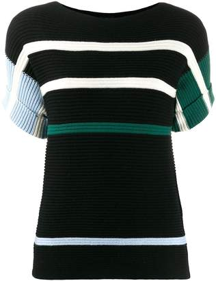 Paul Smith striped knit top