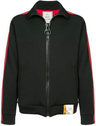 Puma Maison Yasuhiro zipped track jacket