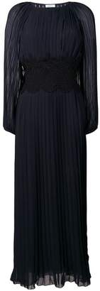 P.A.R.O.S.H. pleated gown