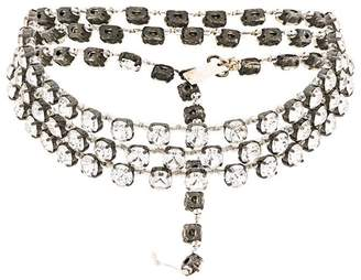 Ann Demeulemeester beaded necklace