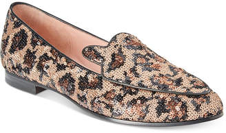 Kate Spade Caty Sequined Leopard Flats